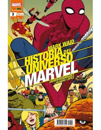 HISTORIA DEL UNIVERSO...