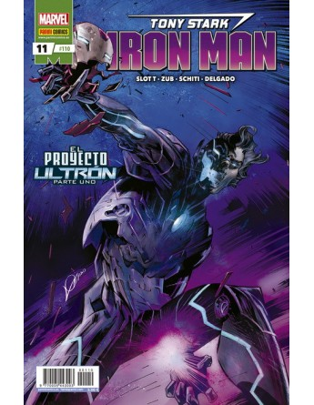 TONY STARK: IRON MAN Nº 11