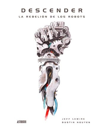 DESCENDER 05: LA REBELION...
