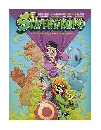EL SUPERGRUPO. LAS OCHO...