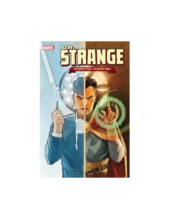 USA - DR. STRANGE SURGEON...