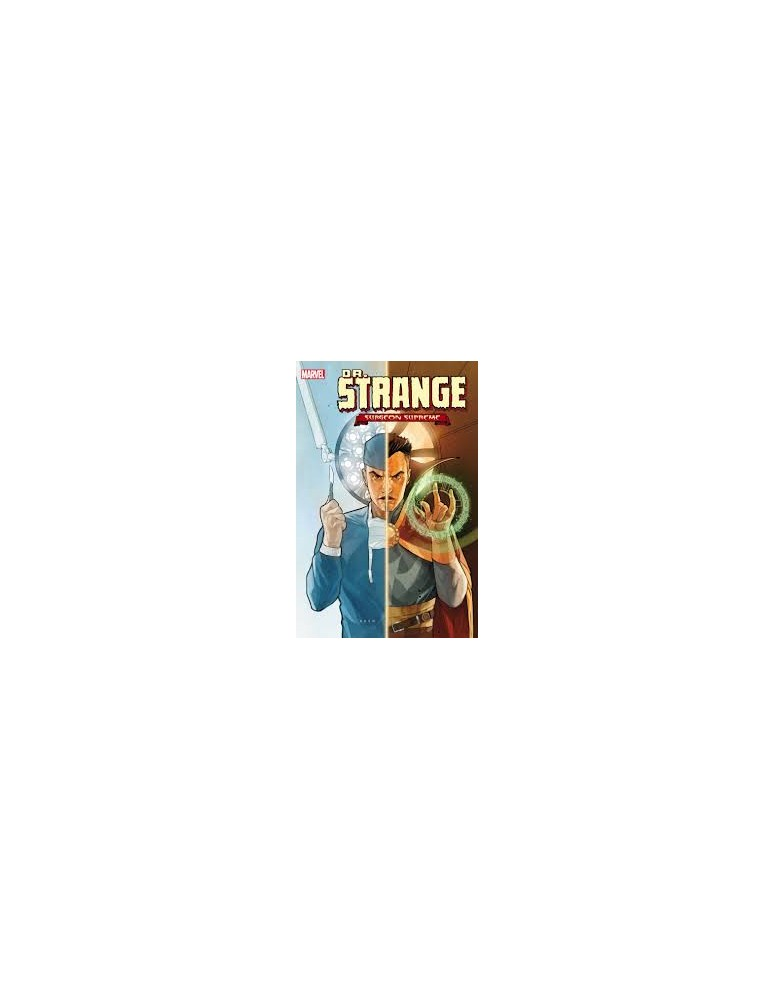 USA - DR. STRANGE SURGEON SUPREME 01