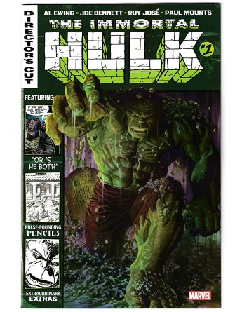MARVEL - IMMORTAL HULK 01...