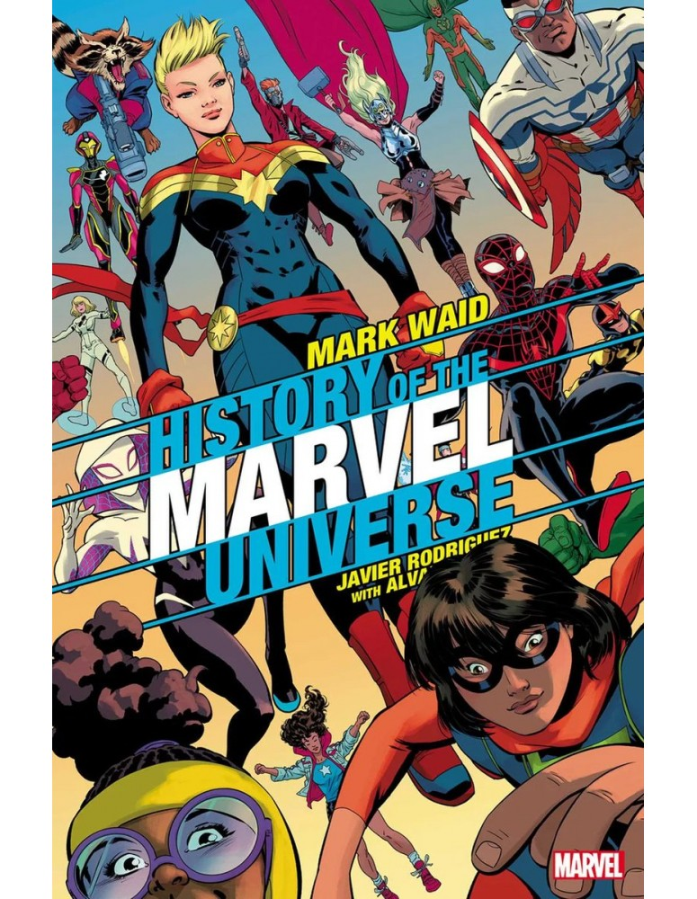 USA - HISTORY OF MARVEL UNIVERSE 06...