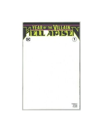USA - HELL ARISEN 01BLANK...