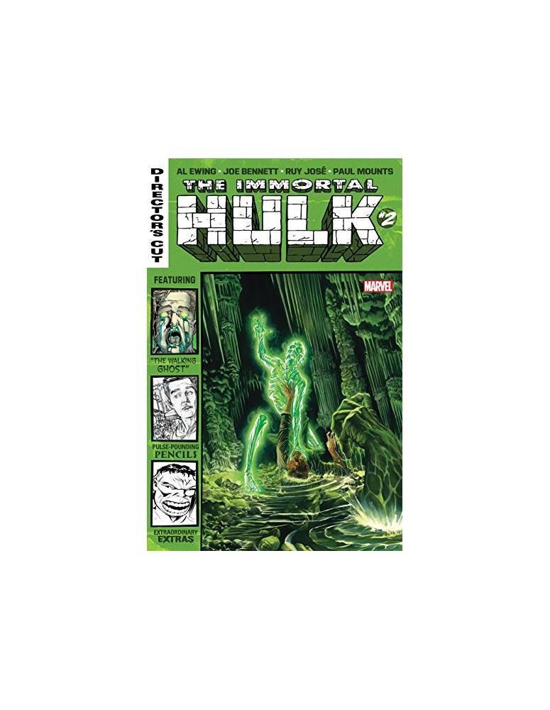MARVEL - IMMORTAL HULK 02 DIRECTOR'S CUT