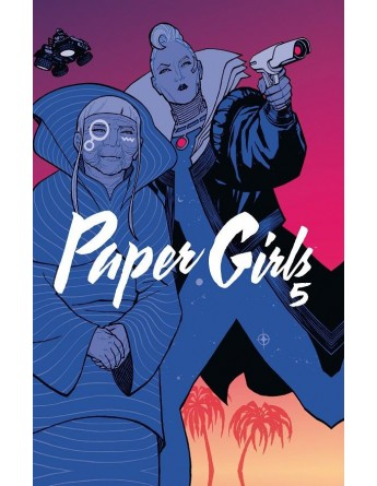 PAPER GIRLS (TOMO) Nº 05
