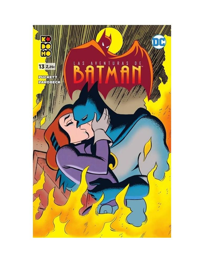 LAS AVENTURAS DE BATMAN Nº 13