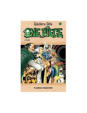 ONE PIECE Nº 21