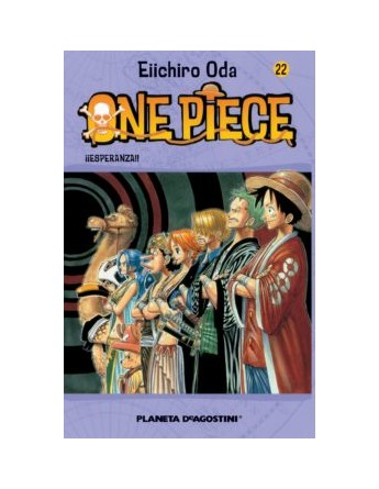 ONE PIECE Nº 22