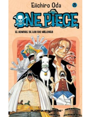 ONE PIECE Nº 25