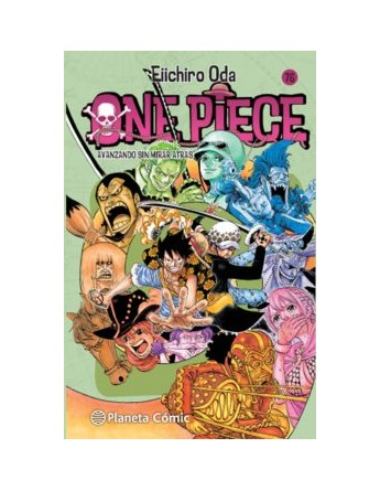 ONE PIECE Nº 76