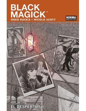 BLACK MAGICK Nº02. EL...