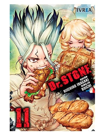 DR. STONE  11