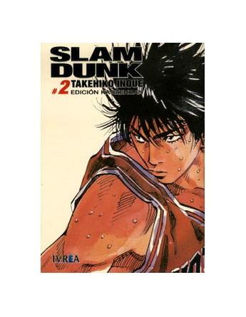 SLAM DUNK EDICION KANZENBAN 02