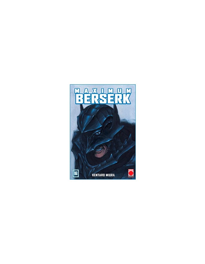 MAXIMUM BERSERK Nº 16