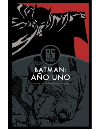 Batman año uno: Edición dc...