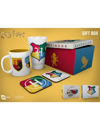 Caja regalo Hogwarts Harry Potter