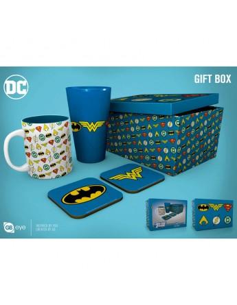 Caja regalo DC Comics