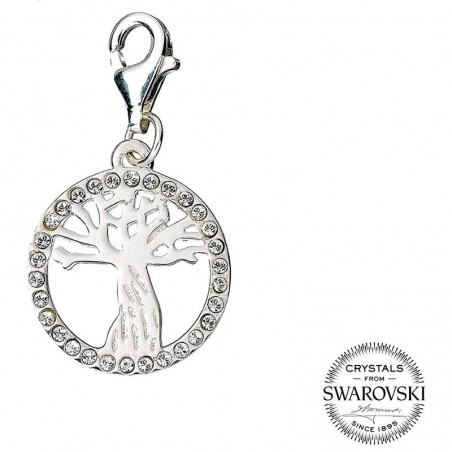 Colgante charm swarovski Whooping Willow Harry Potter