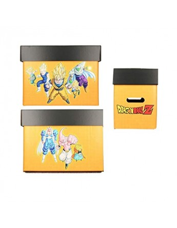 DRAGON BALL Z CAJA PARA COMICS