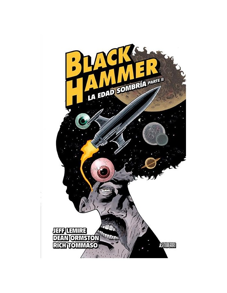 BLACK HAMMER Nº04 LA EDAD SOMBRIA...