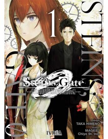 STEINS GATE ZERO 01