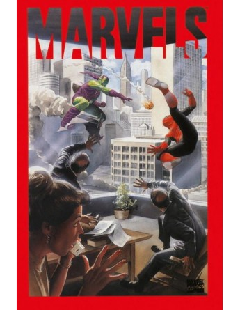 MARVEL FACSÍMIL: MARVELS Nº 0