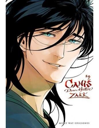 CANIS DEAR HATTER Nº 02