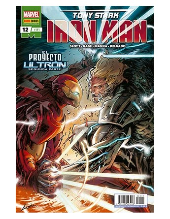 TONY STARK: IRON MAN Nº 12