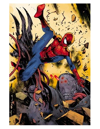 SPIDERMAN ( J.J. ABRAMS) Nº 02