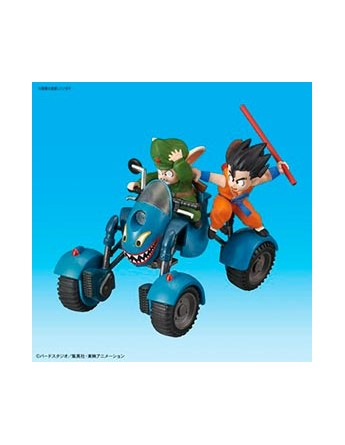 OOLONG ROAD BUGGY MODEL KIT...