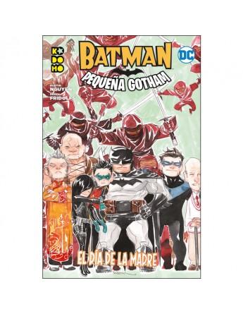 BATMAN: PEQUEÑA GOTHAM - EL...