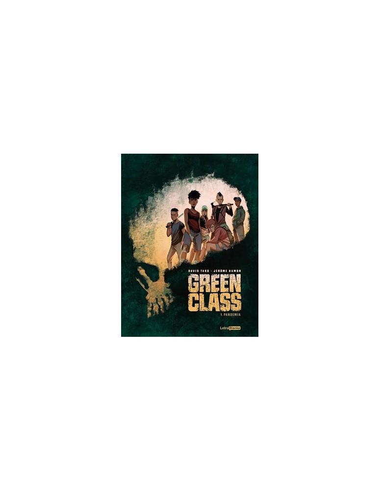 GREEN CLASS 01. PANDEMIA