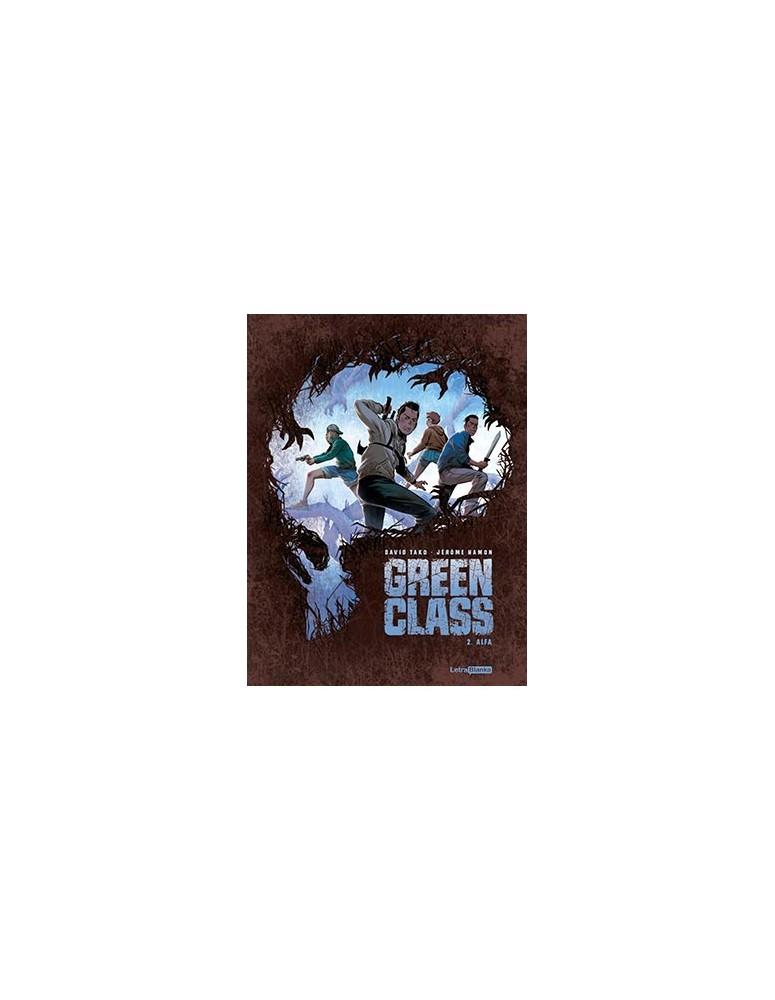 GREEN CLASS 02. ALFA
