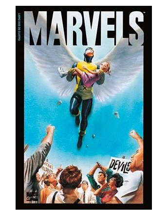 MARVEL FACSIMIL: MARVELS Nº 02