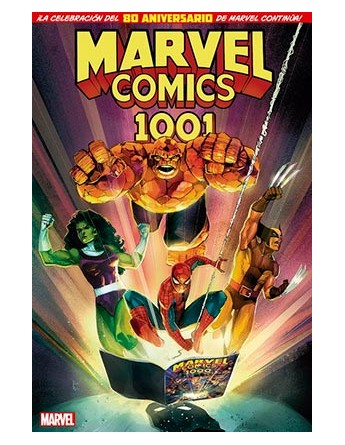 MARVEL COMICS Nº 1001