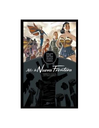 JLA: LA NUEVA FRONTERA...