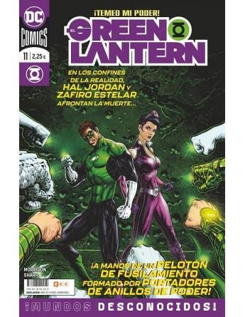EL GREEN LANTERN Nº 11 / 93