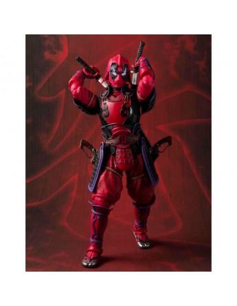 Figura articulada Deadpool Samurai Marvel 18cm