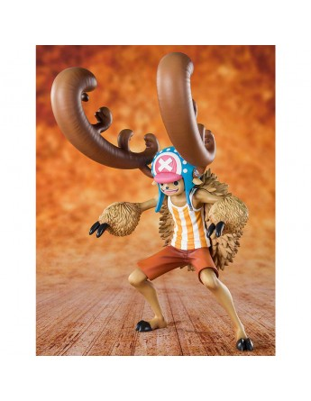 Figura Cotton Candy Lover Chopper One Piece 14cm