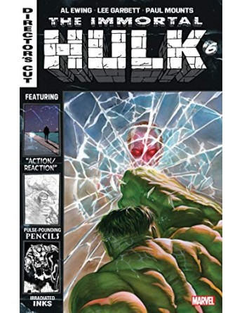MARVEL - IMMORTAL HULK...