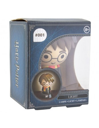 Mini lampara Harry Potter