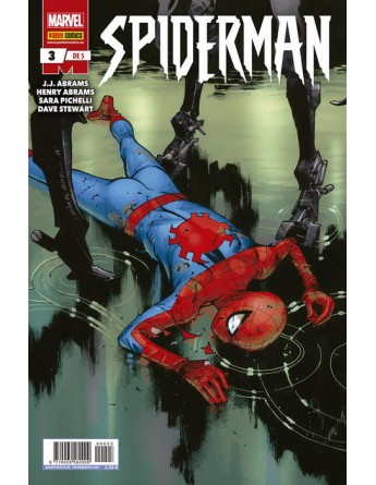 SPIDERMAN ( J.J. ABRAMS) Nº 03