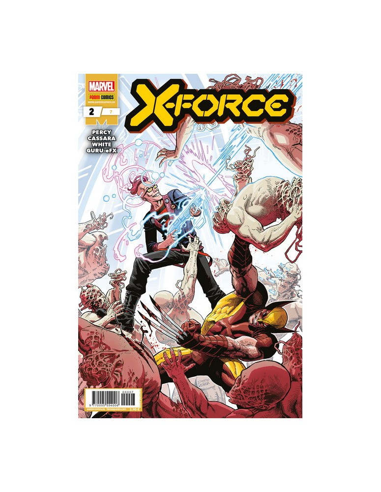 X-FORCE Nº 02 / 07
