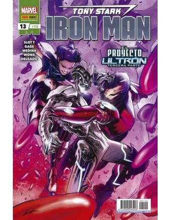 TONY STARK: IRON MAN Nº 13