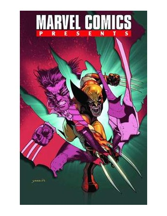 MARVEL COMICS PRESENTS:...