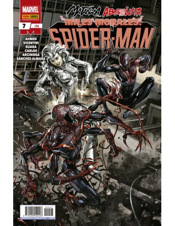 MILES MORALES: SPIDERMAN Nº 07