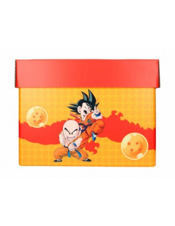 DRAGON BALL  CAJA PARA COMICS
