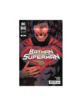 BATMAN/SUPERMAN Nº 03